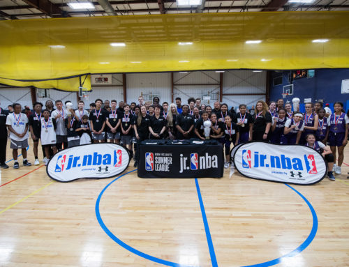 Summer League Jr. NBA Crowns 2019 Spring League Champions