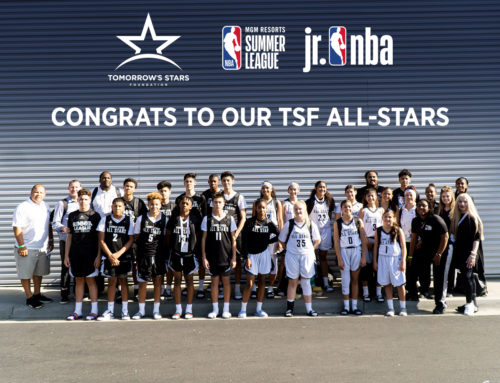 Summer League Jr. NBA All Star Teams Compete in the Jr. NBA West Regional Tournament