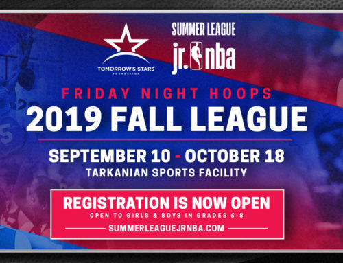 Summer League Jr. NBA Registration