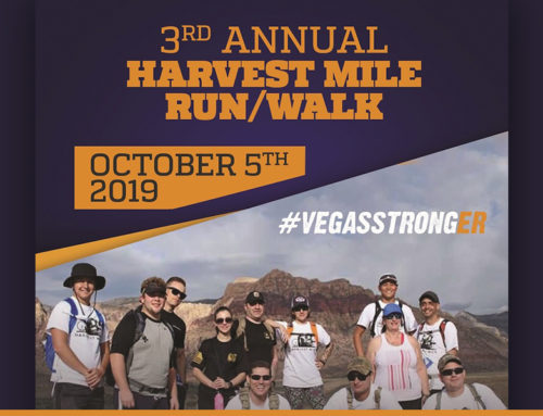 3rd Annual Harvest Mile Run/Walk