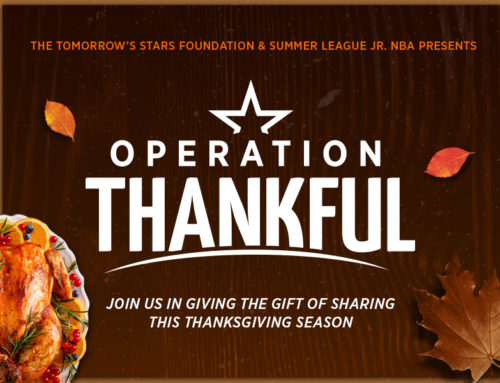 Operation Thankful Food Drive